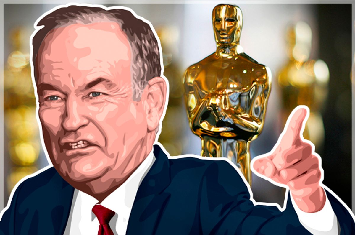 Bill O'Reilly               (Reuters/Gary Hershorn/Salon)