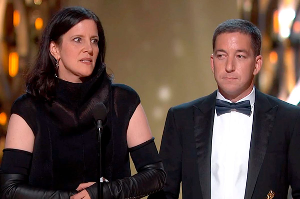 Laura Poitras, Glenn Greenwald      (ABC)