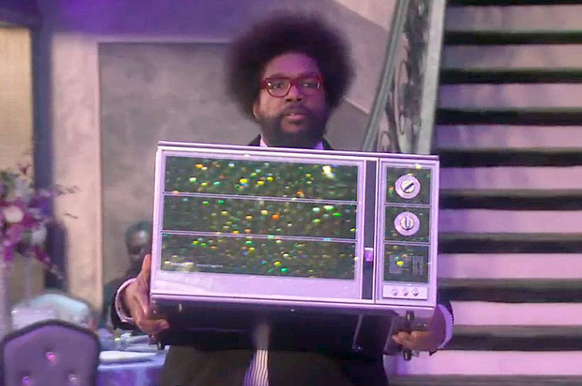 """Questlove in """"Parks and Recreation""""         (NBC)"""