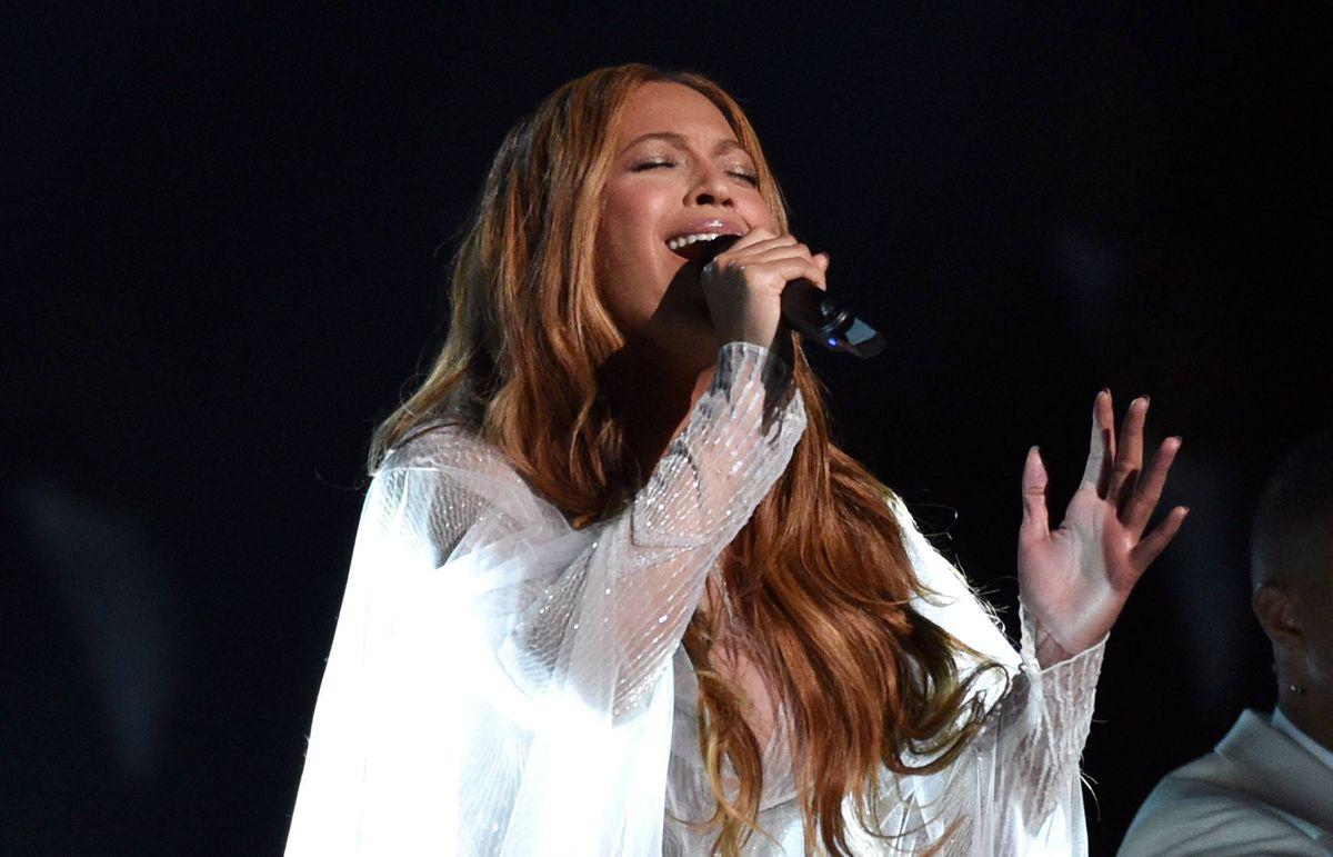 Beyonce  (AP/John Shearer)