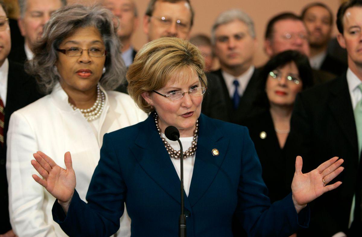 Rep. Teresa Fedor    (Associated Press/Tony Dejak)