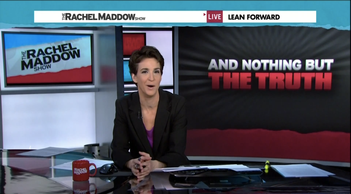 (MSNBC/YouTube)