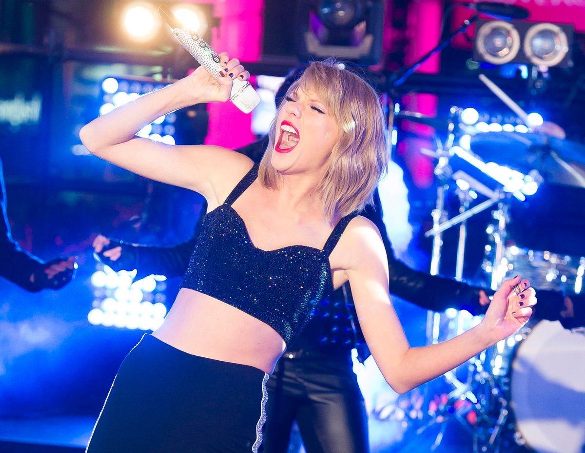 Taylor Swift  (AP/Charles Sykes)