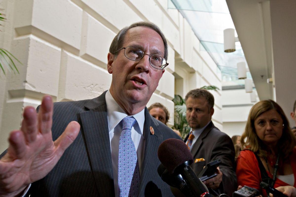 FIHouse Judiciary Committee Chairman Bob Goodlatte, R-Va.,  (AP Photo/J. Scott Applewhite, File)