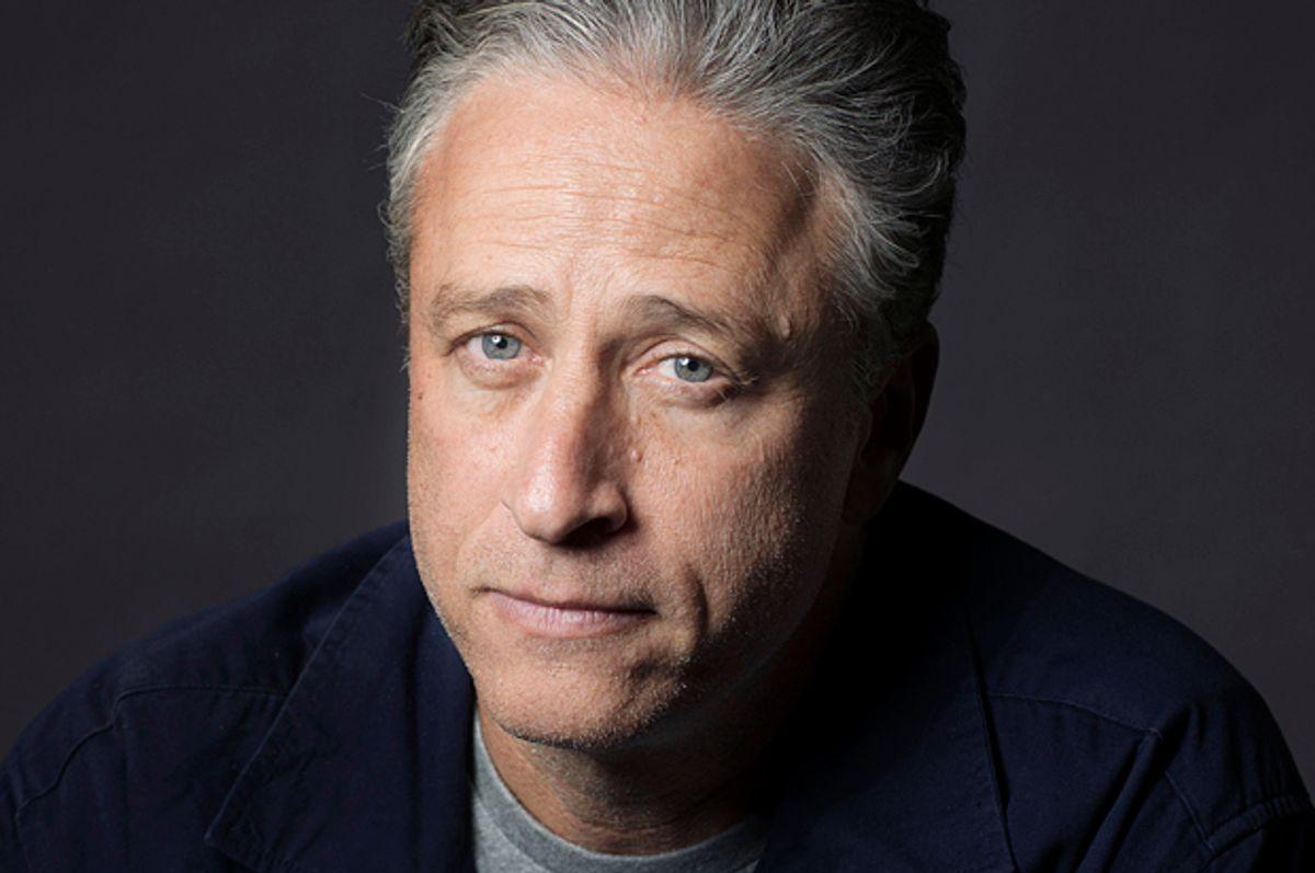 Jon Stewart                    (AP/Victoria Will)