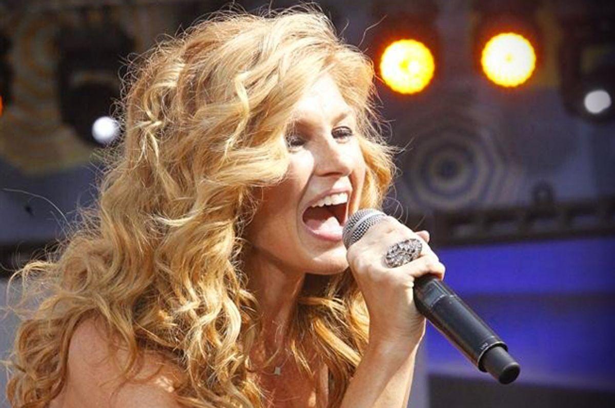 """Connie Britton in """"Nashville""""       (ABC)"""