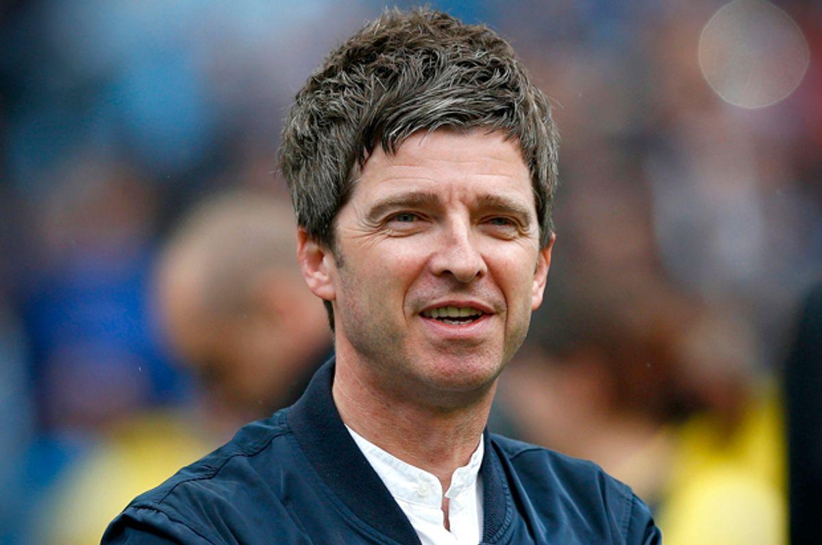 Noel Gallagher        (Reuters/Darren Staples)