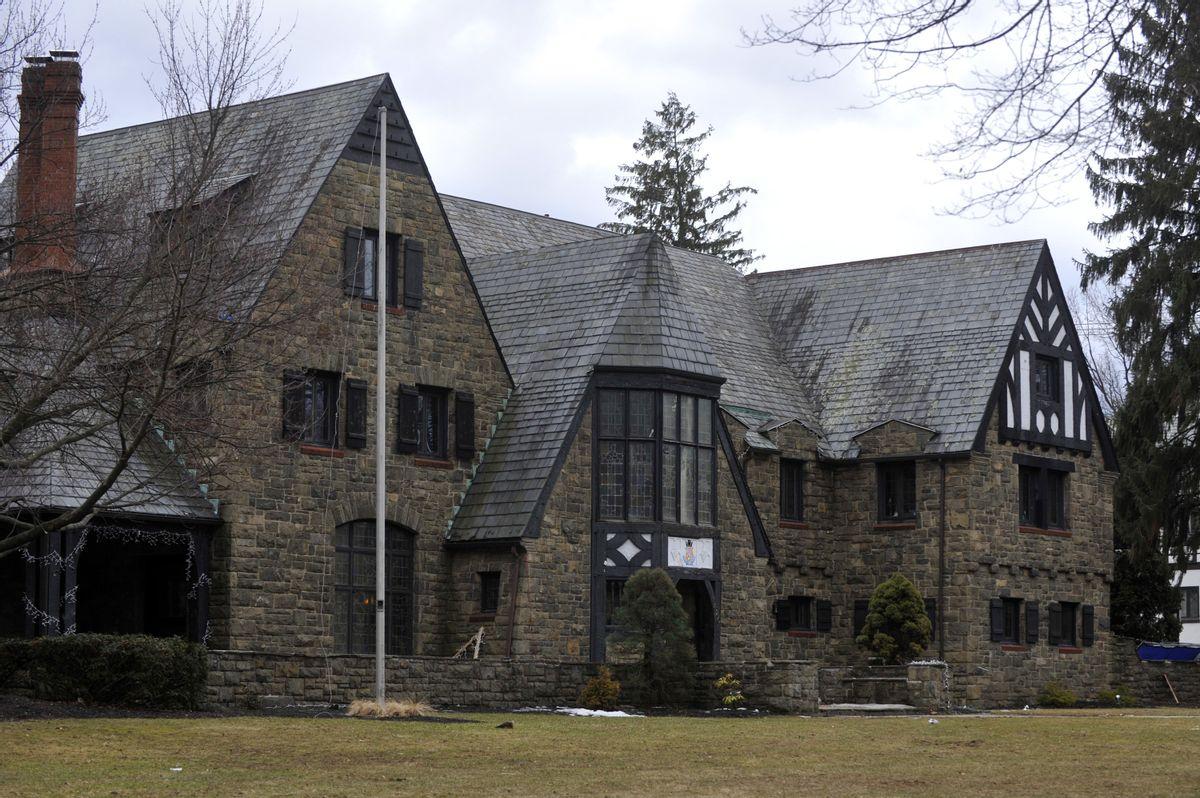 Kappa Delta Rho, Penn State University  (AP/Centre Daily Times/Christopher Weddle)