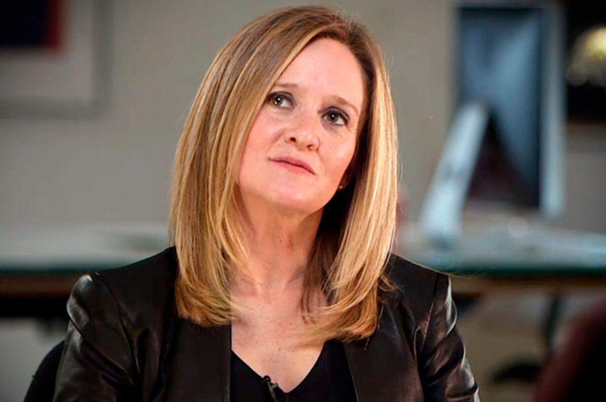 Samantha Bee       (Comedy Central)