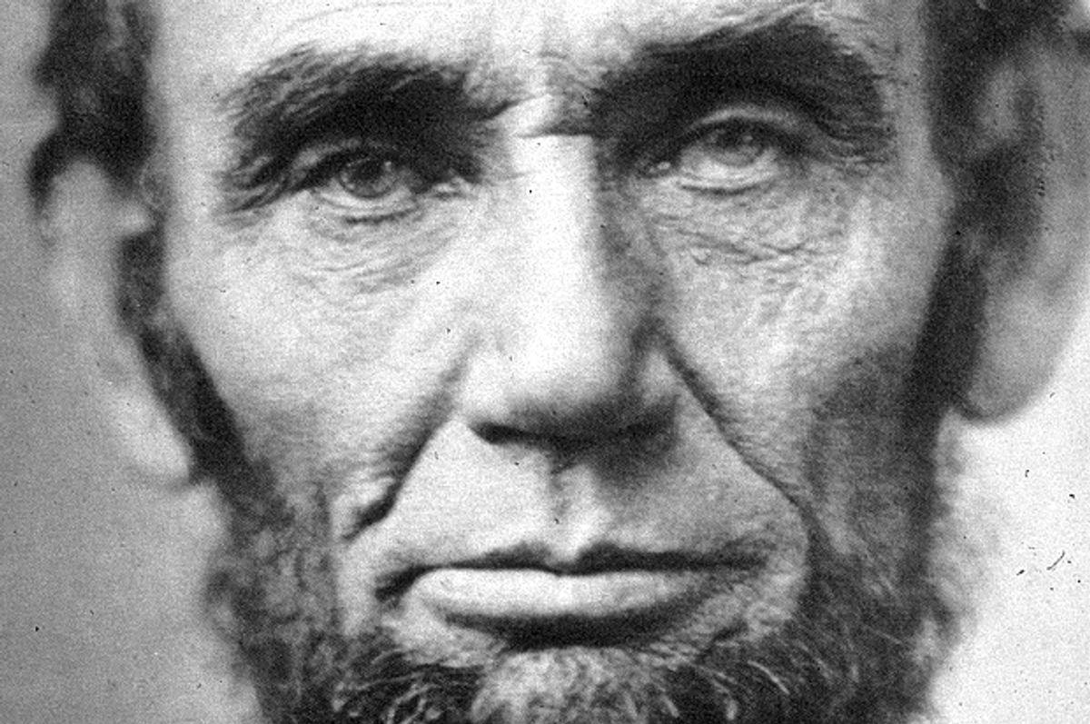 Abraham Lincoln (AP/Alexander Gardner)