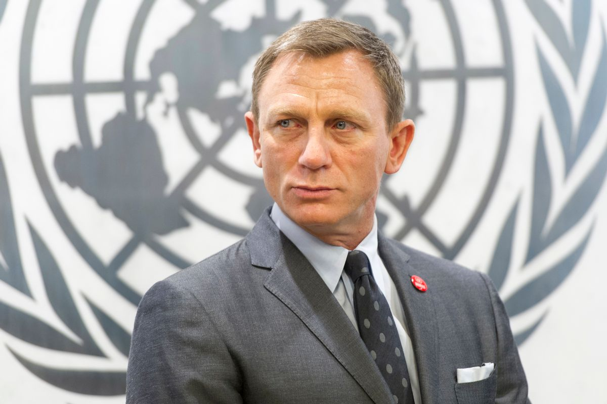 Daniel Craig (AP)