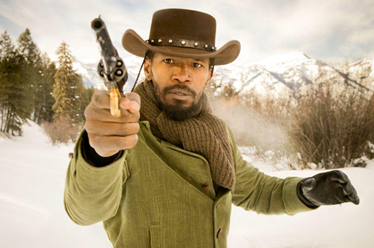 "Jamie Foxx in ""Django Unchained""     (The Weinstein Company)"
