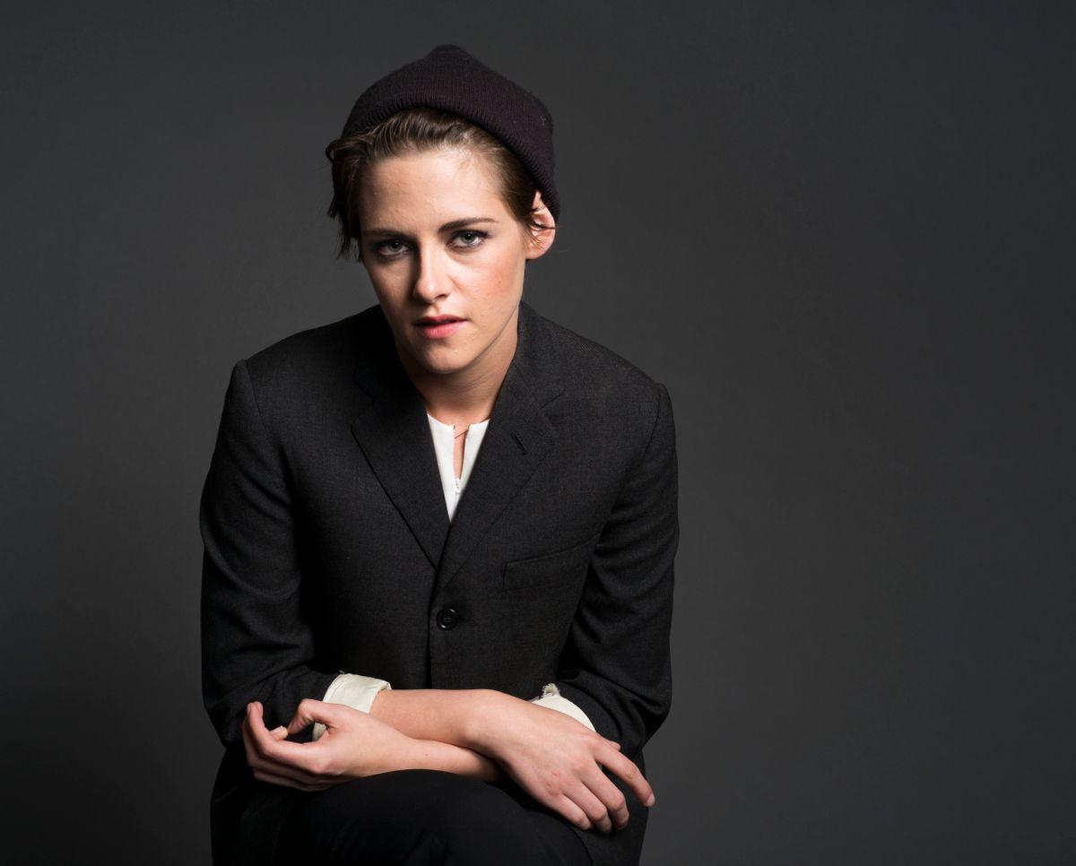 Kristen Stewart  (AP/Drew Gurian)