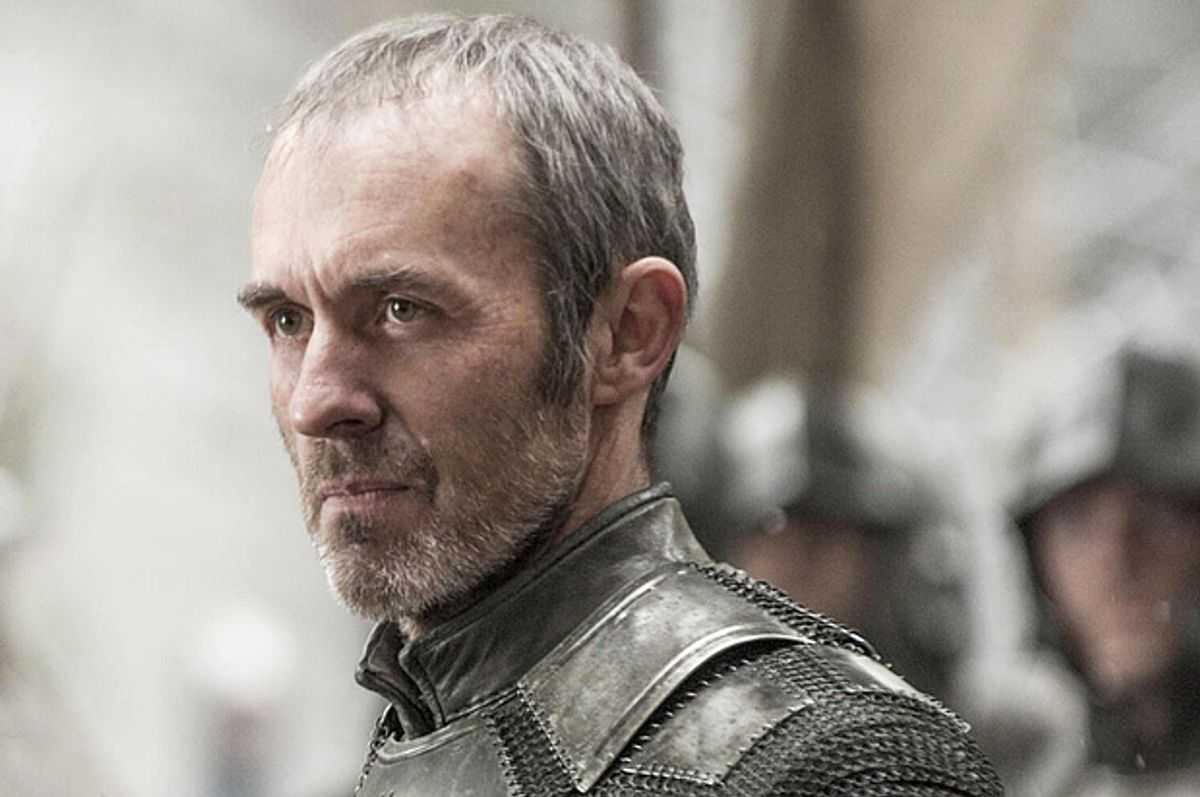 """Stephen Dillane as Stannis Baratheon in """"Game of Thrones""""       (HBO)"""