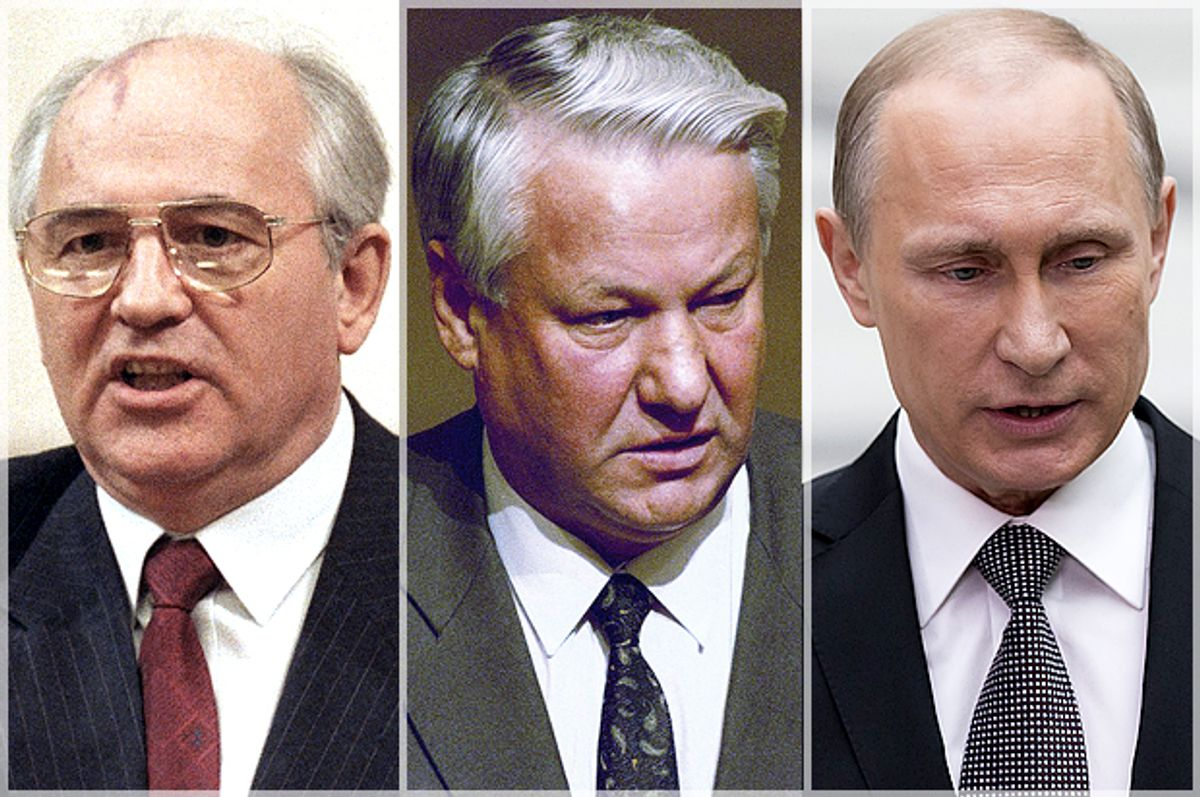 (AP/Boris Yurchenko/Alexander Zemlianichenko)