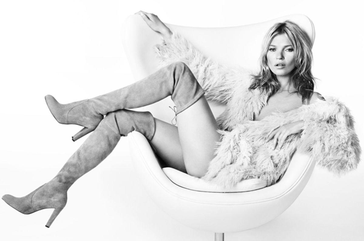 Kate Moss    (AP)