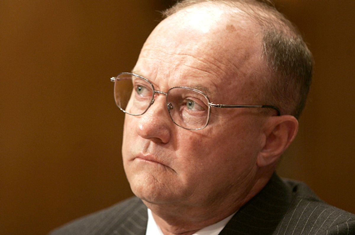 Lawrence Wilkerson    (AP/Lawrence Jackson)