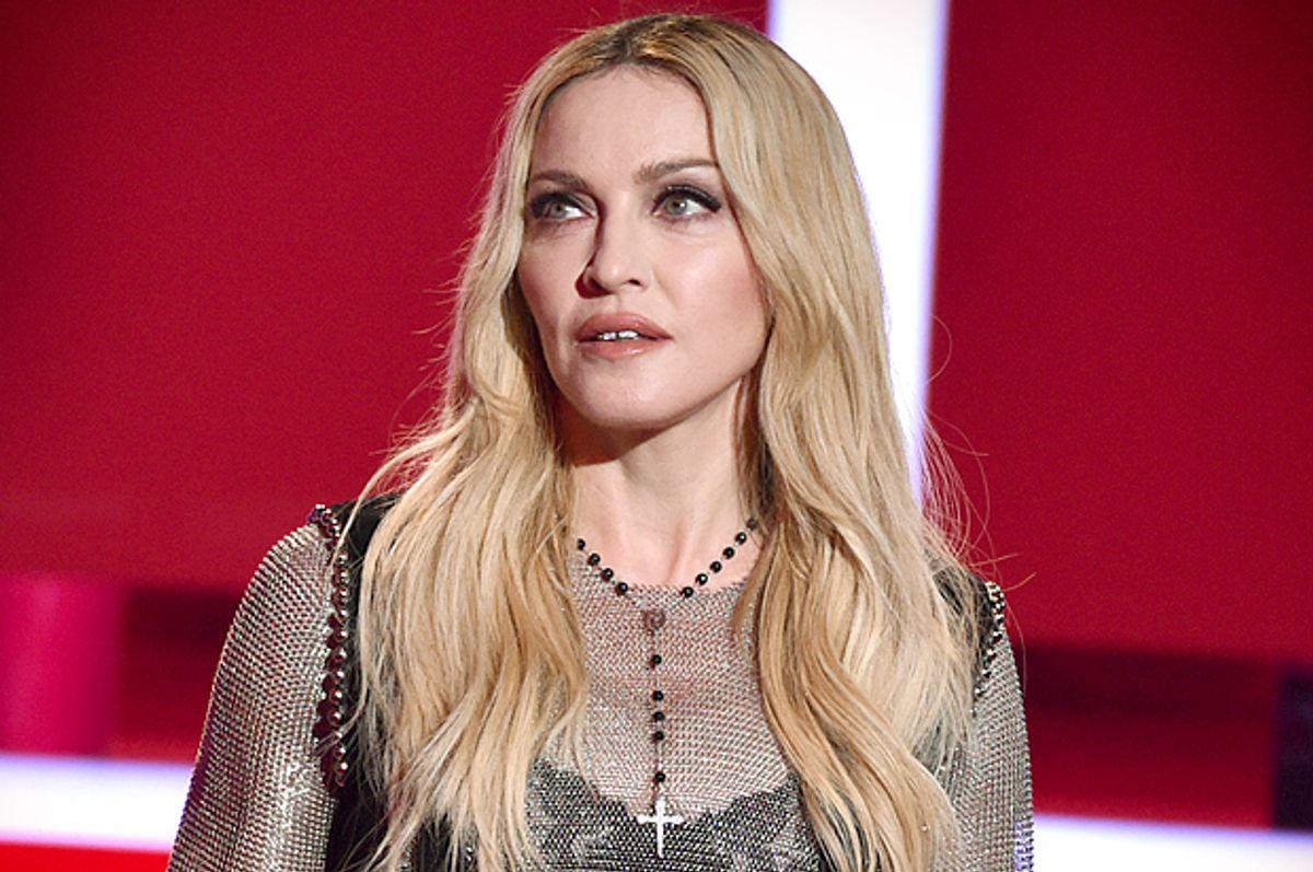 Madonna       (AP/John Shearer)