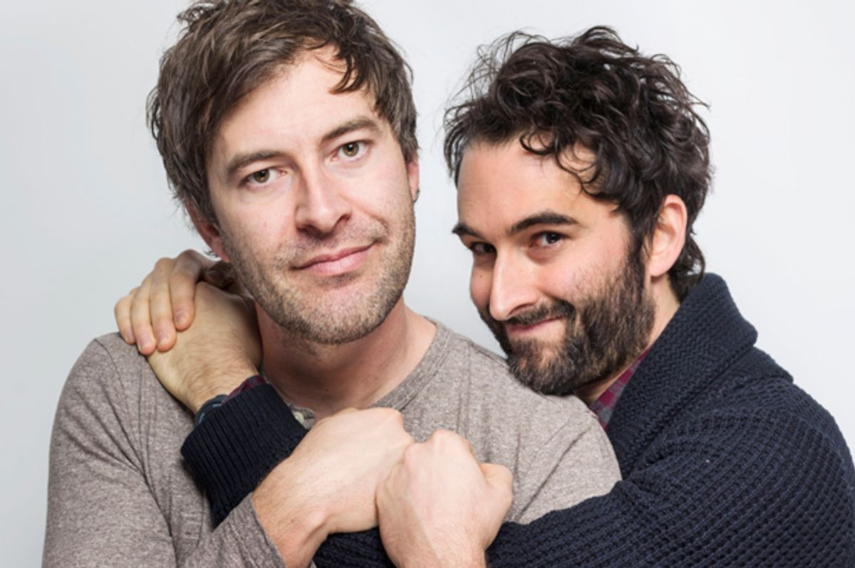 Mark and Jay Duplass     (AP/Victoria Will)