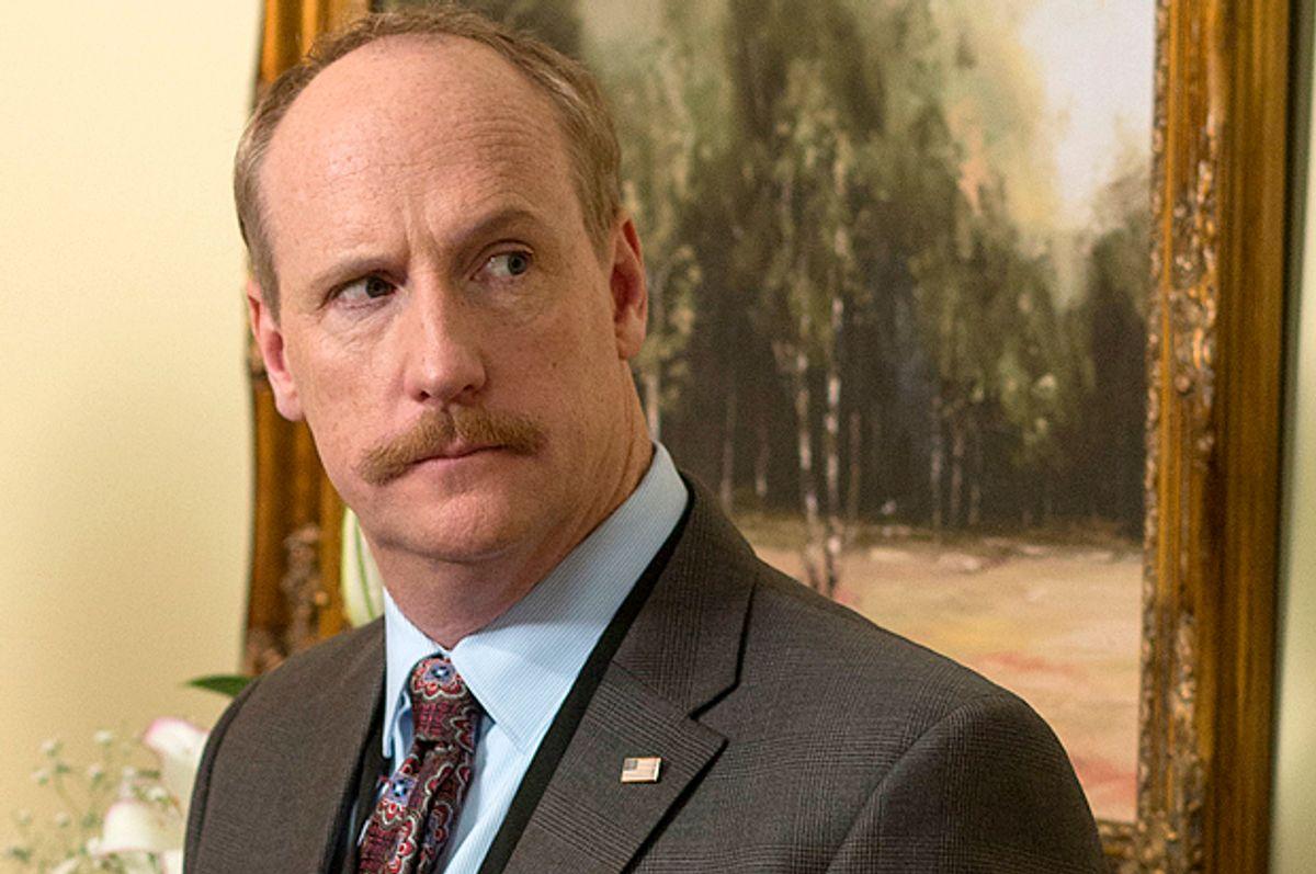 "Matt Walsh on ""Veep""        (HBO/Paul Schiraldi)"