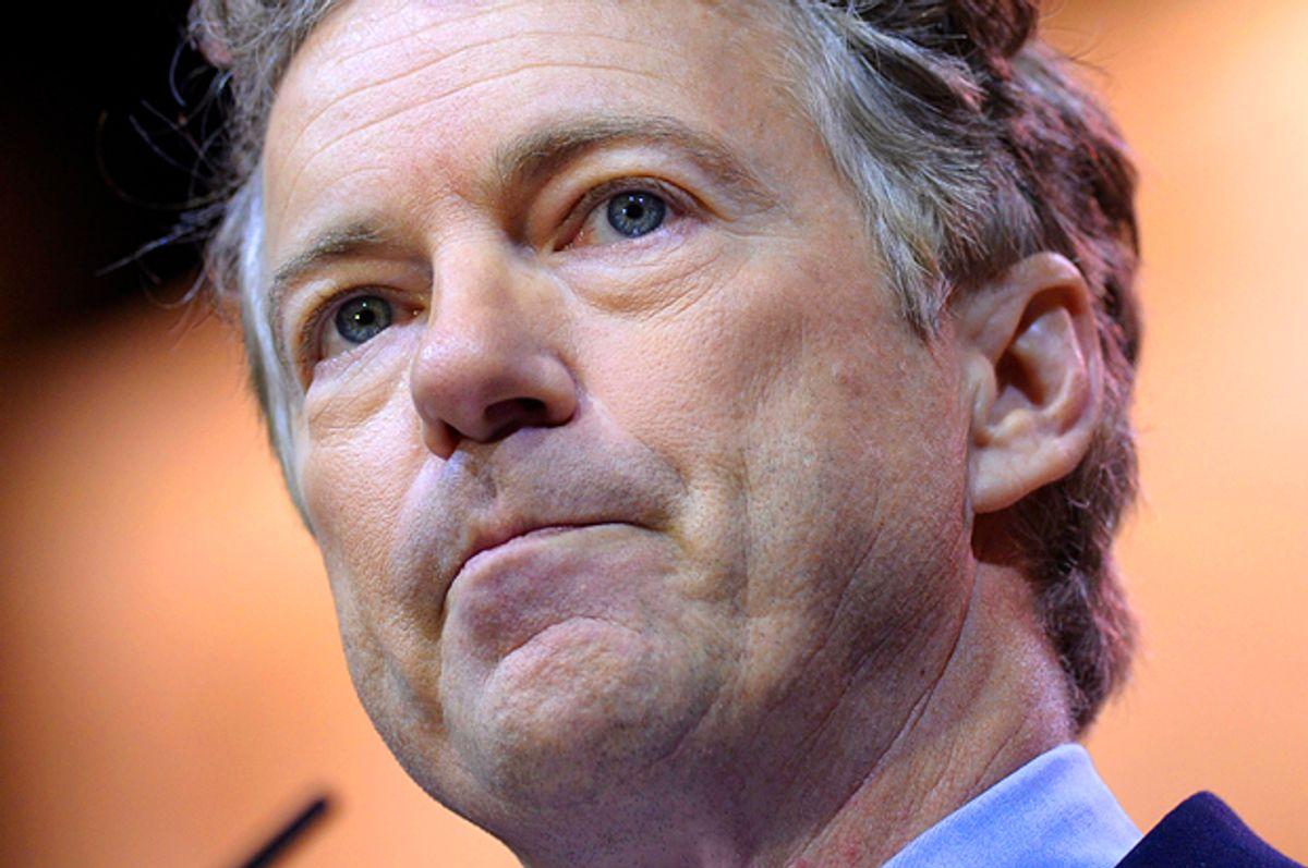 Rand Paul                        (AP/Susan Walsh)