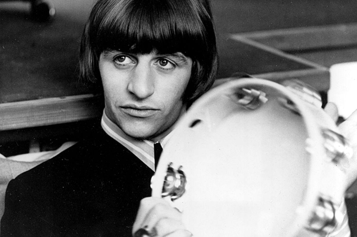 Ringo Starr       (AP)
