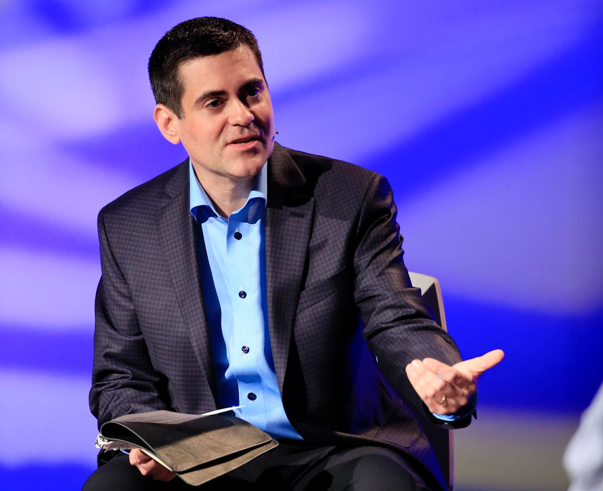 Rev. Russell Moore, director of the Southern Baptist's Ethics and Religious Liberty  (AP Photo/Mark Humphrey)
