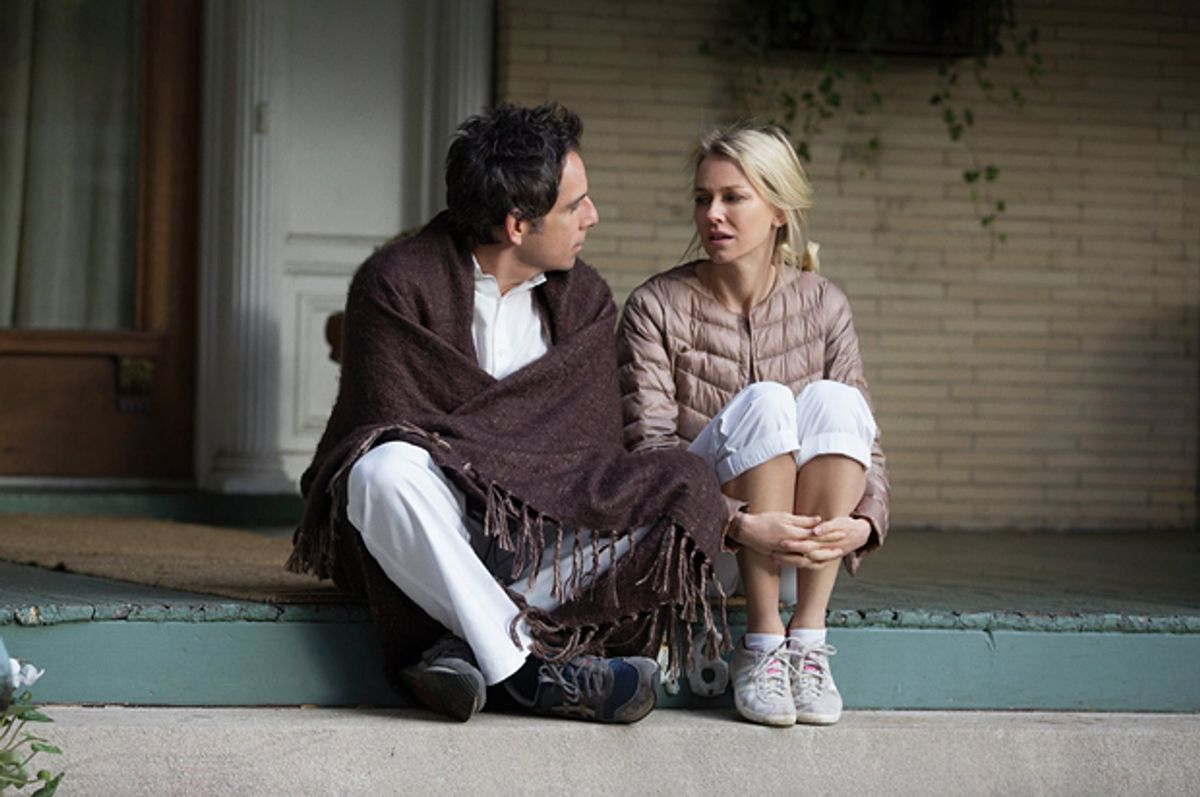 """Ben Stiller and Naomi Watts in """"While We're Young""""       (A24)"""