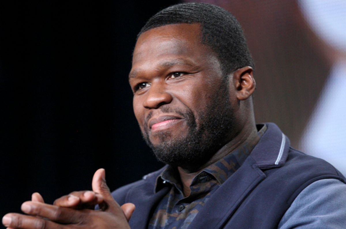 Curtis '50 Cent' Jackson     (Reuters/David Mcnew)