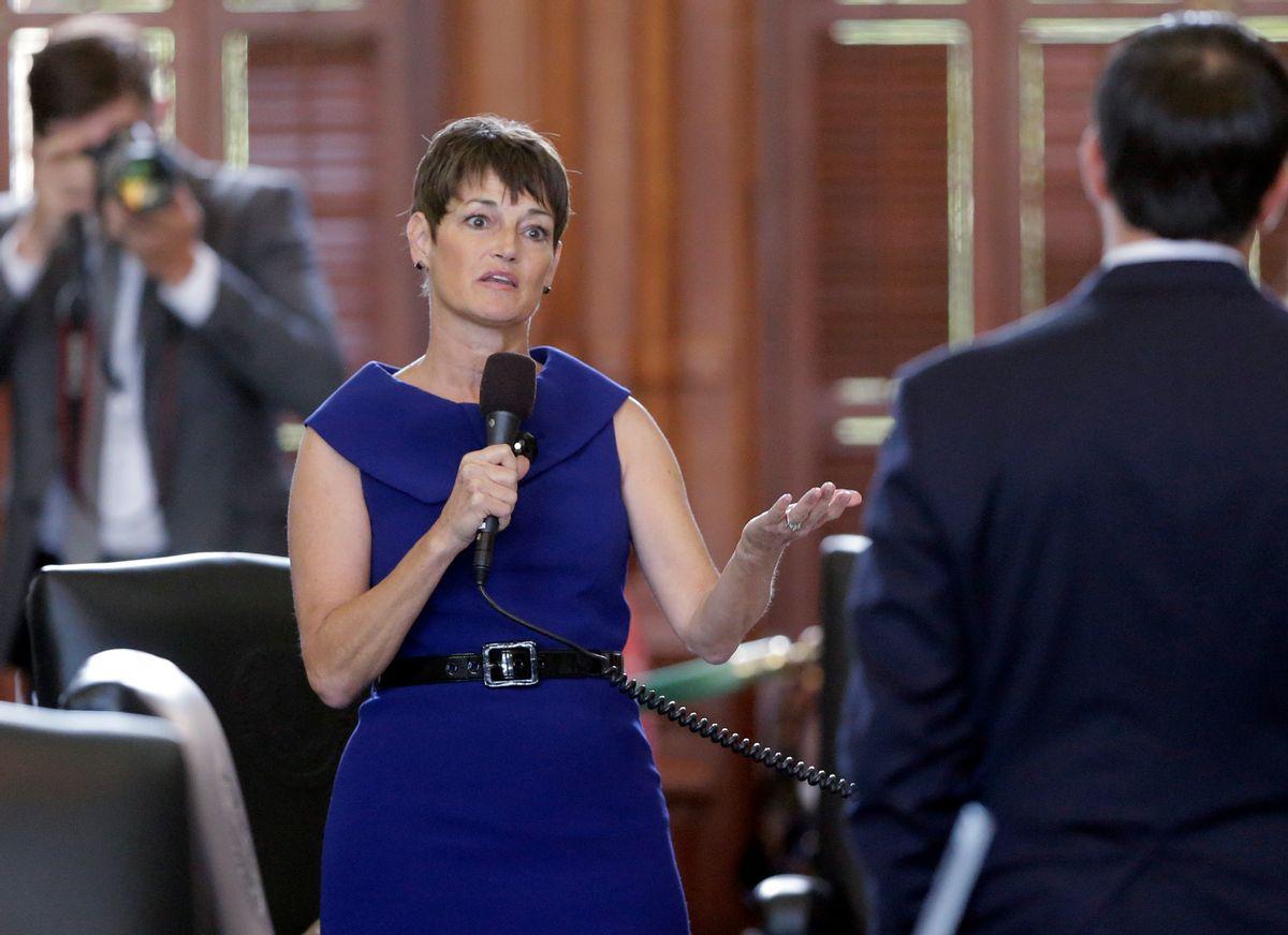 State Sen. Donna Campbell   (AP/Eric Gay)