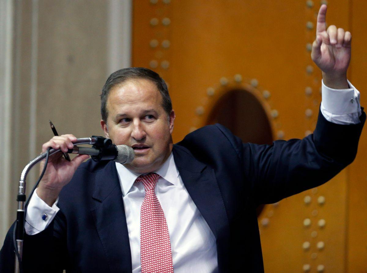 Missouri House Speaker John Diehl    (AP/Orlin Wagner)