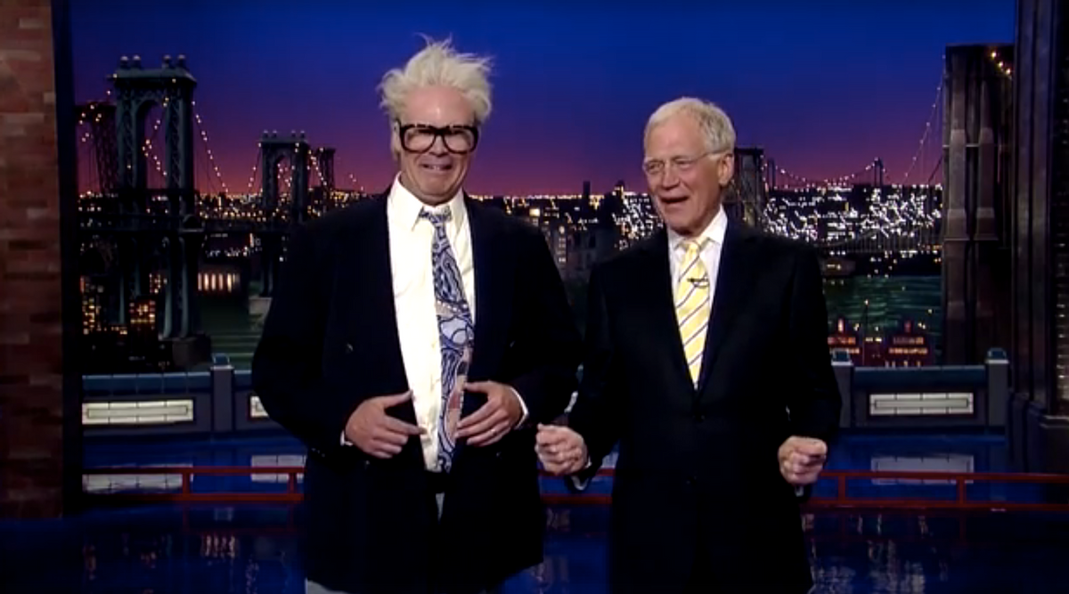 (Late Show With David Letterman)