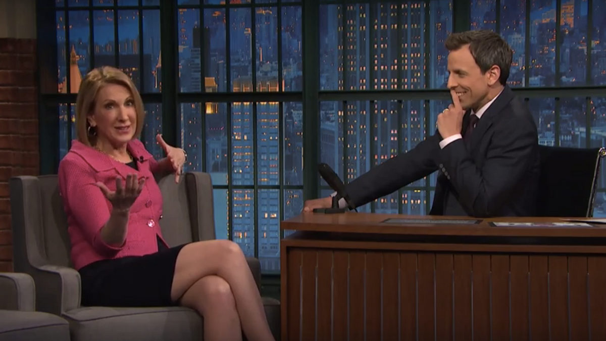 (Late Night With Seth Meyers)