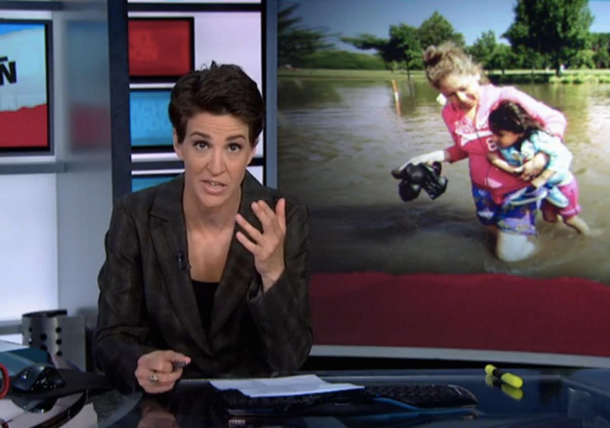 "Rachel Maddow      (MSNBC/""Rachel Maddow Show"")"