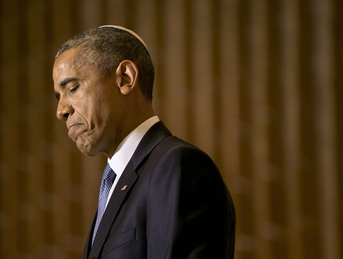 President Barack Obama (AP Photo/Pablo Martinez Monsivais)   (AP)