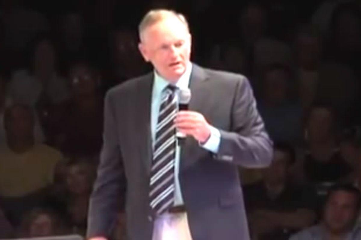 Bill O'Reilly (Screen shot)