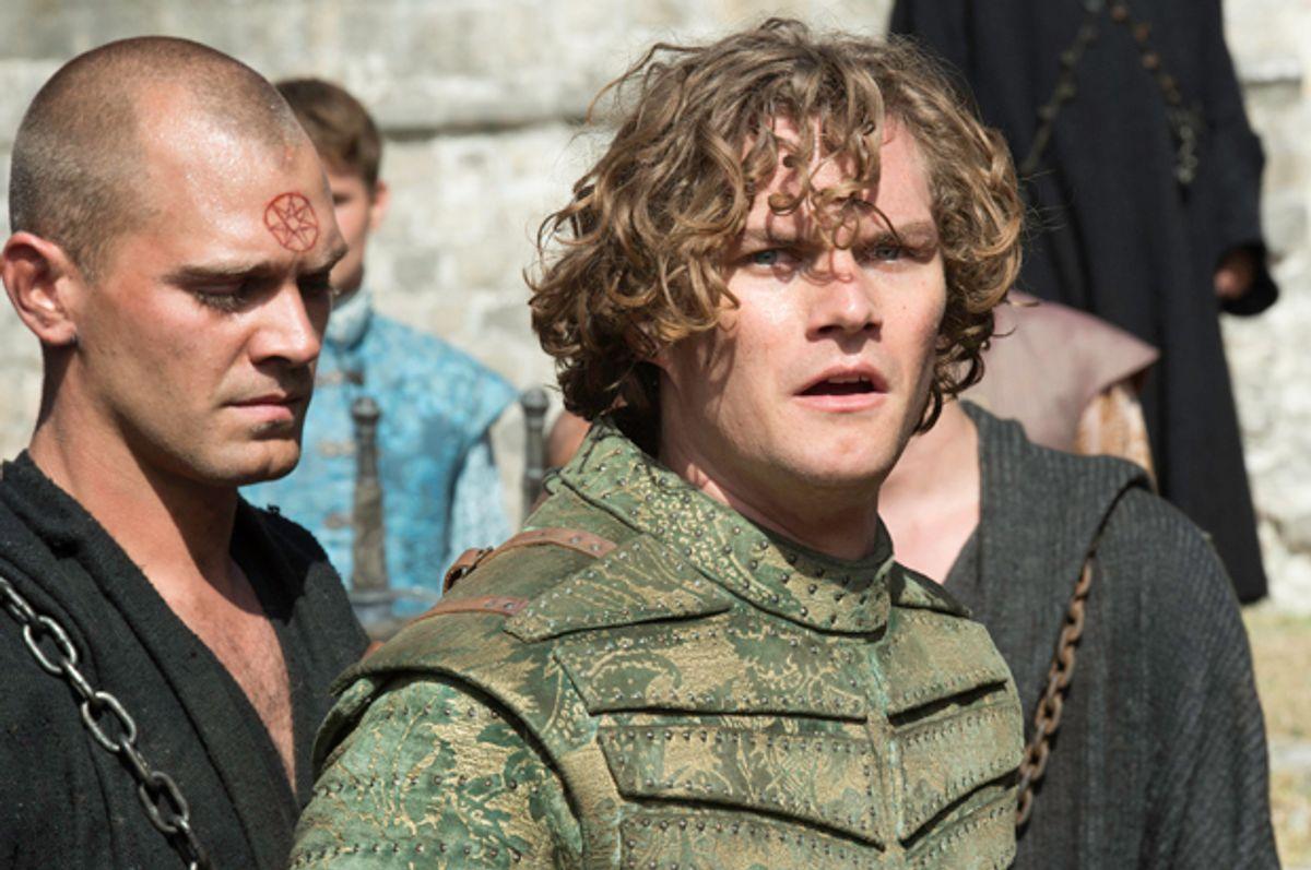 """Finn Jones in """"Game of Thrones""""            (HBO)"""