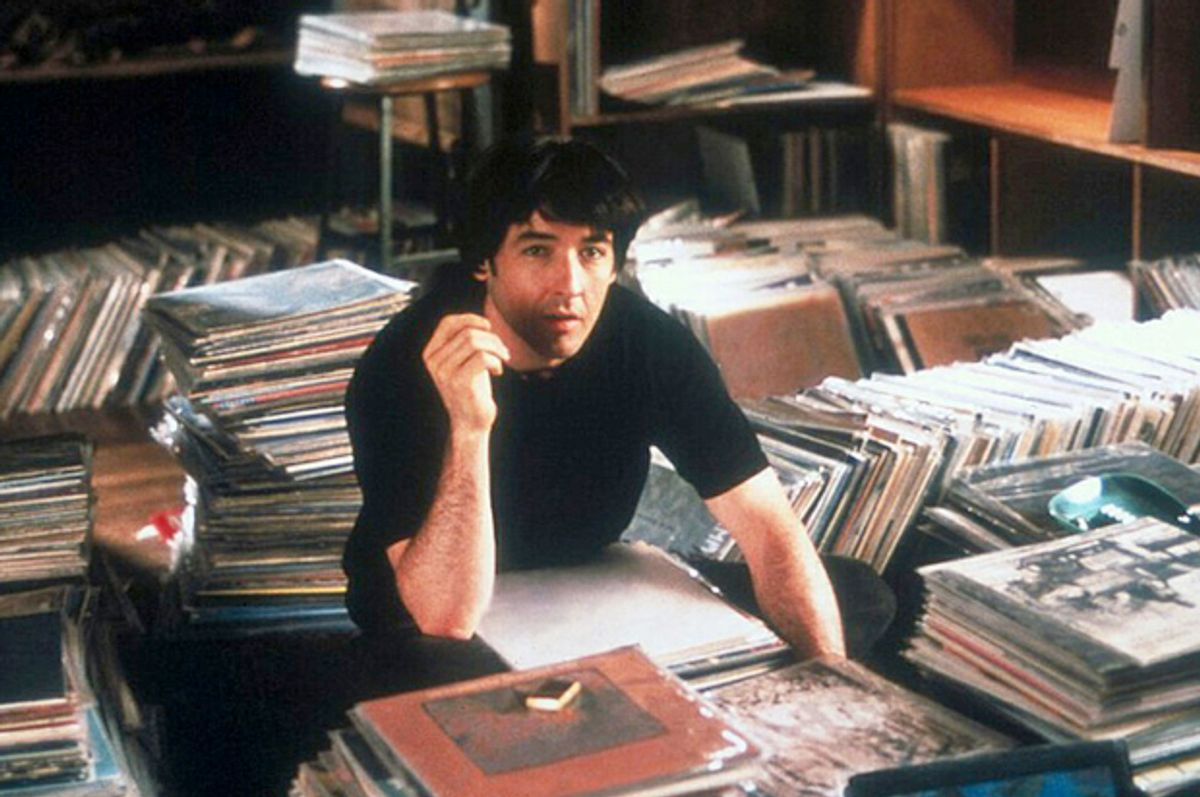 """John Cusack in """"High Fidelity""""       (Touchstone Pictures)"""