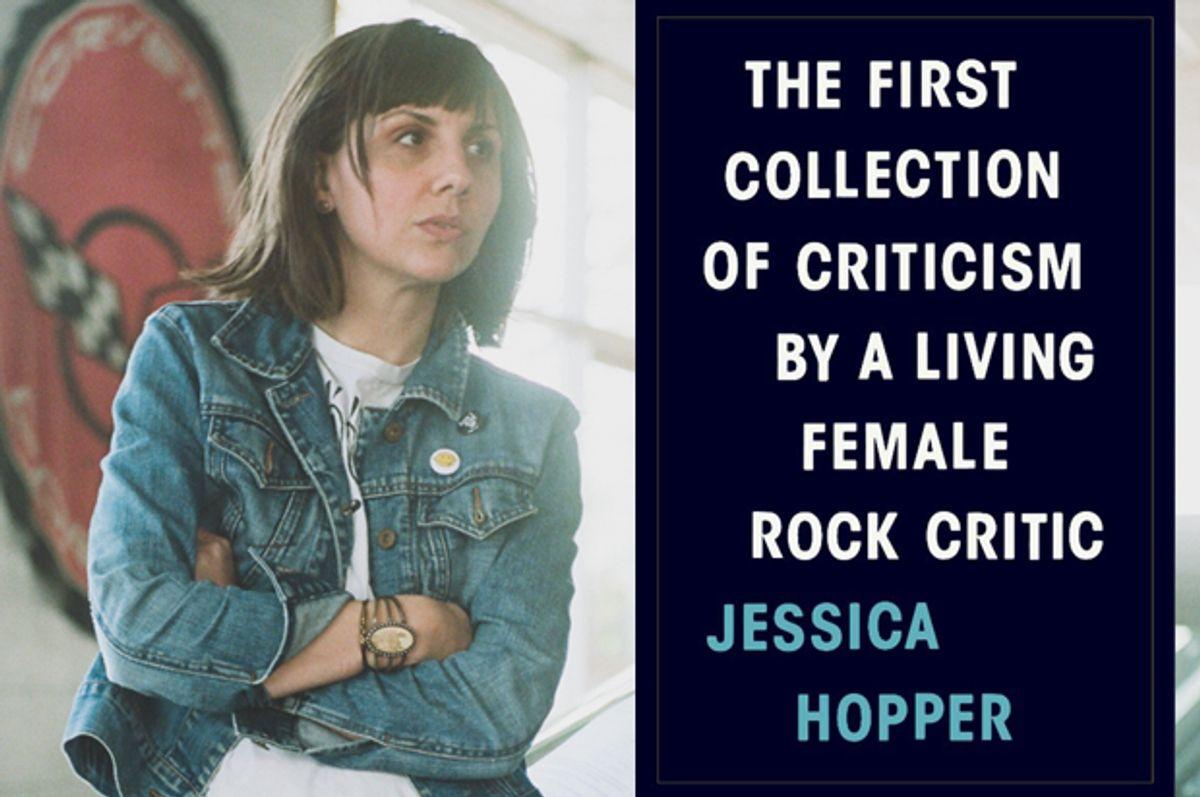 Jessica Hopper   (David Sampson)