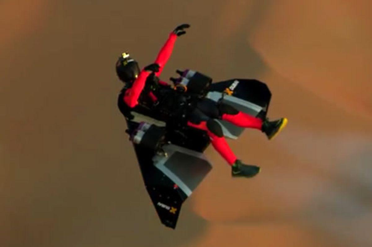 Jetman (Youtube)