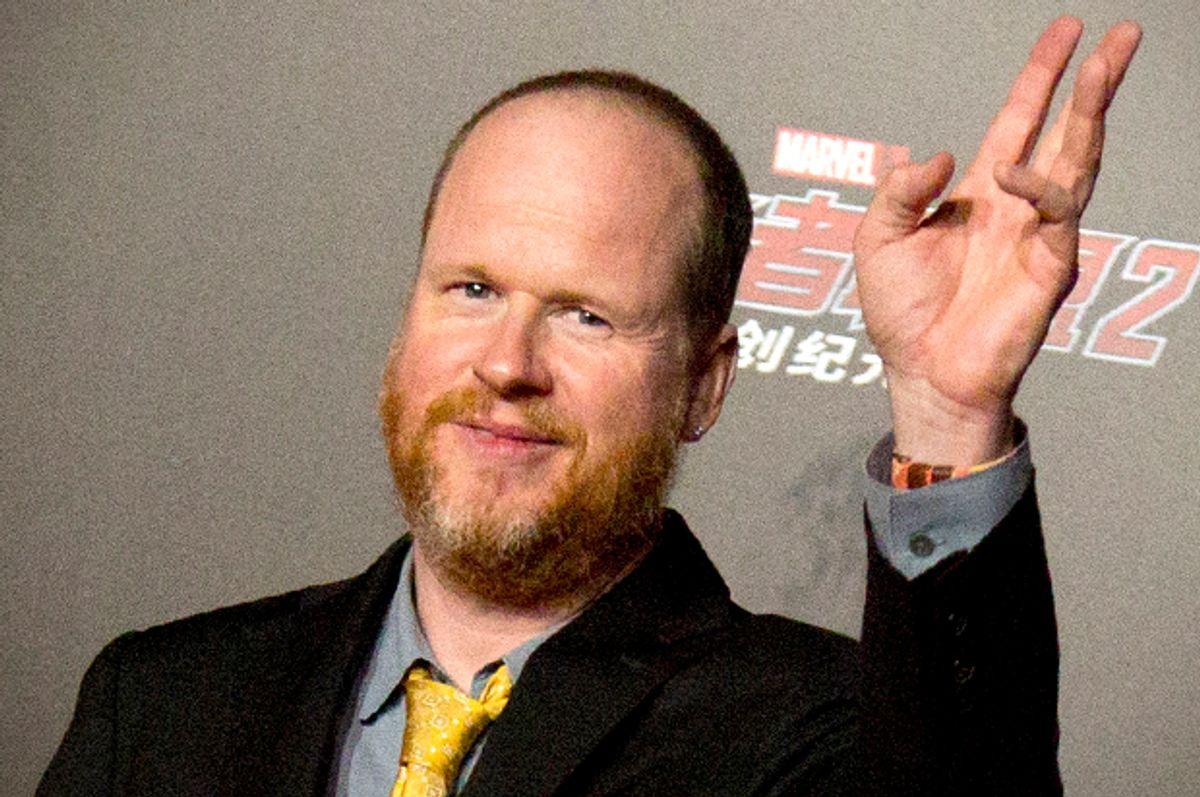 Joss Whedon       (AP/Mark Schiefelbein)
