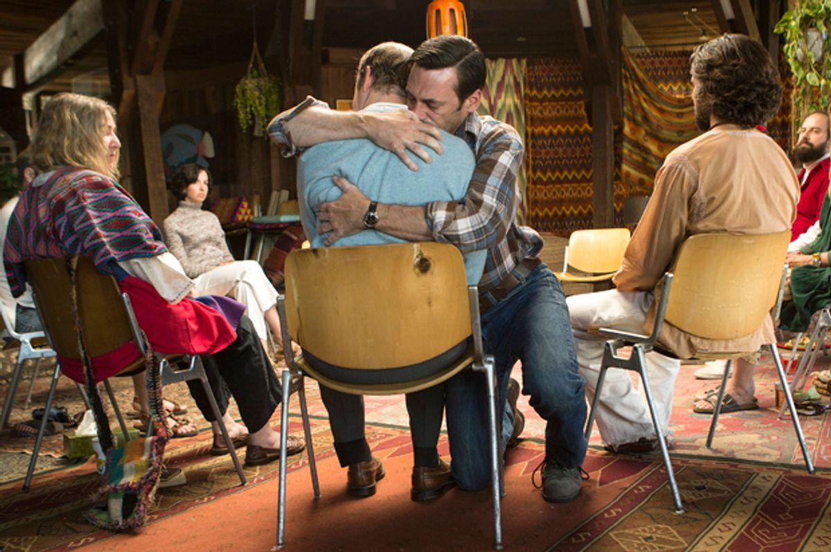 "Jon Hamm in ""Mad Men""                  (AMC/Justina Mintz)"