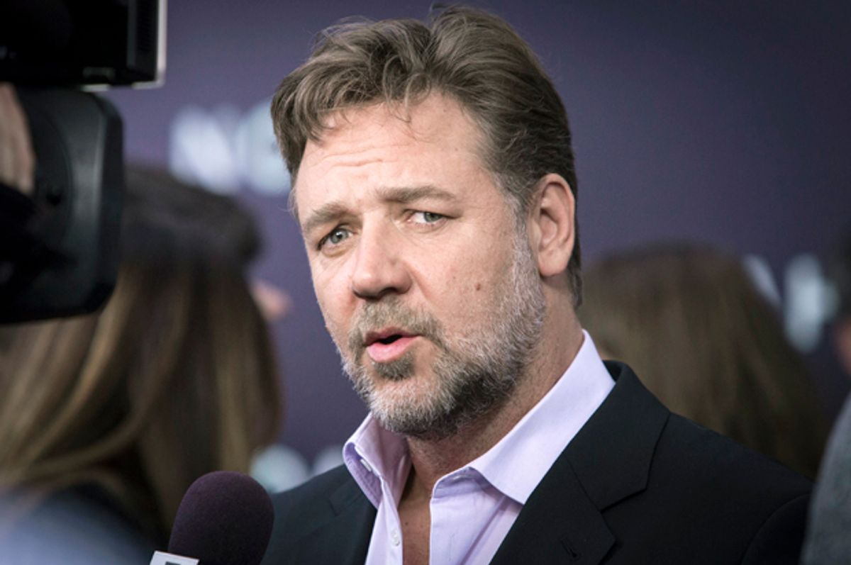 Russell Crowe    (Reuters/Andrew Kelly)