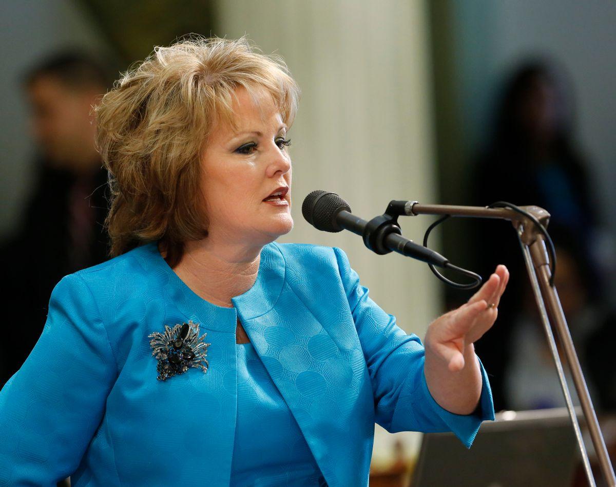 Assemblywoman Shannon Grove     (AP/Rich Pedroncelli)