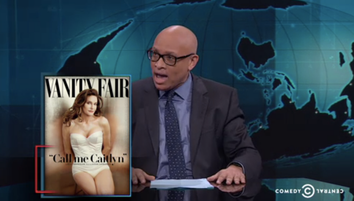 Larry Wilmore         (The Nightly Show)