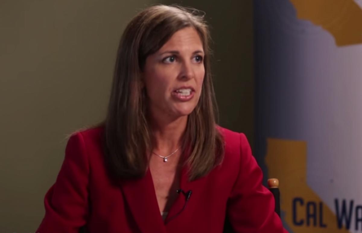 Assemblywoman Kristin Olsen    (Cal Watchdog/YouTube screenshot)
