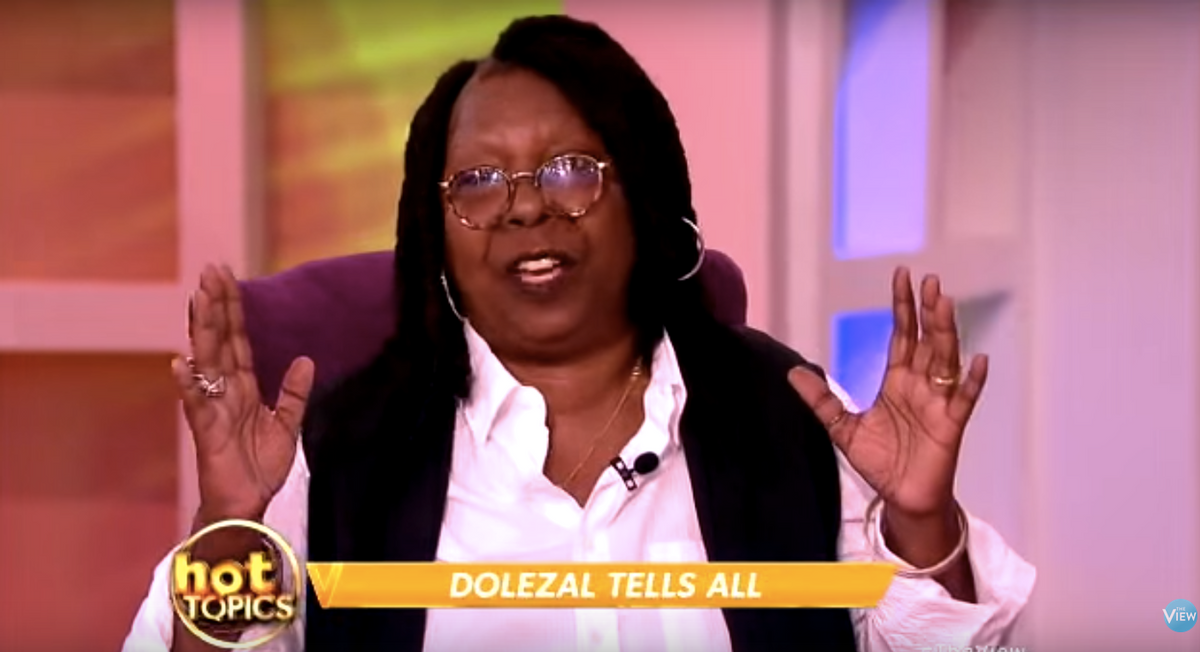 Whoopi Goldberg    (The View on ABC)