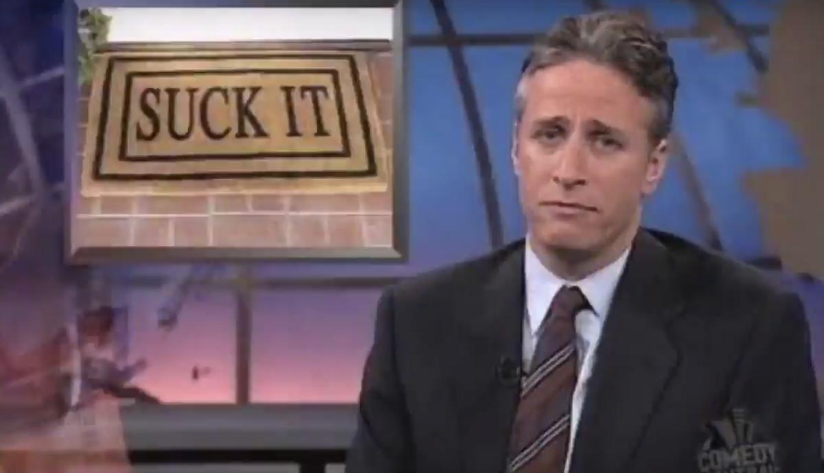 Jon Stewart      (Comedy Central)