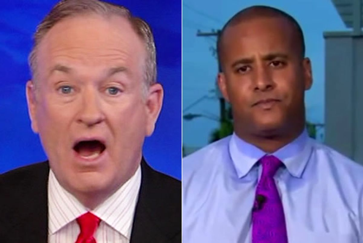 Bill O'Reilly, Todd Rutherford (Fox News)