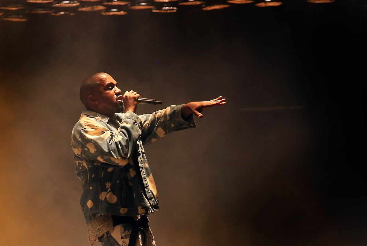 Kanye West (Joel Ryan)